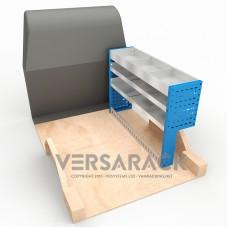 Adjustable Shelf (Offside) Berlingo Racking System
