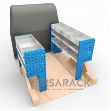 Adjustable Shelf (Full Kit) Berlingo Racking System