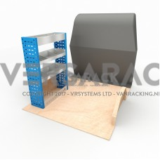 Adjustable Shelf (Nearside) Connect SWB Racking System