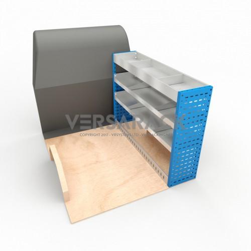 Adjustable Shelf (Offside) Connect SWB Racking System