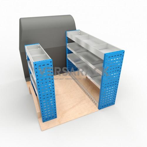Adjustable Shelf (Full Kit) Connect SWB Racking System