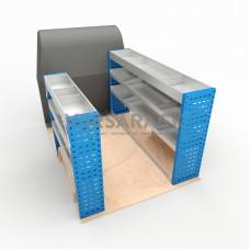 Adjustable Shelf (Full Kit) Connect LWB Racking System