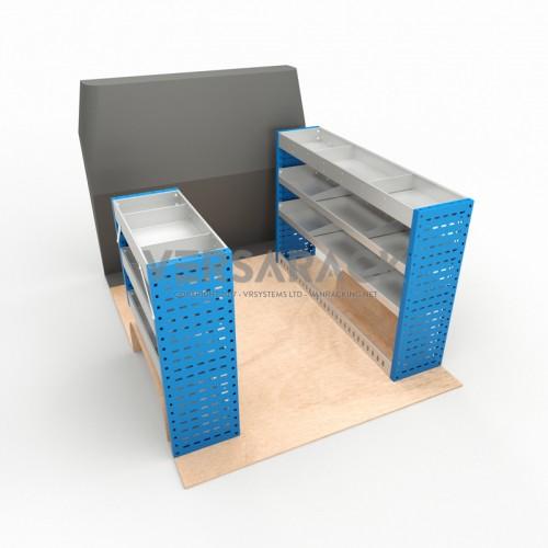 Adjustable Shelf (Full Kit) NV200 Racking System
