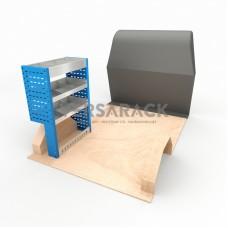 Adjustable Shelf (Nearside) Caddy LWB Racking System