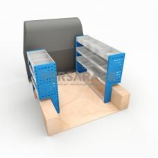 Adjustable Shelf (Full Kit) Caddy SWB Racking System