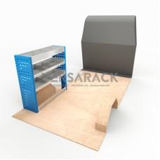 Adjustable Shelf (Nearside) T5 & T6 LWB Racking System
