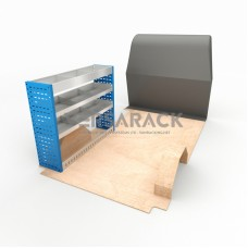 Adjustable Shelf (Nearside) Vivaro LWB Racking System