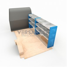 Adjustable Shelf (Offside) NV300 LWB Racking System