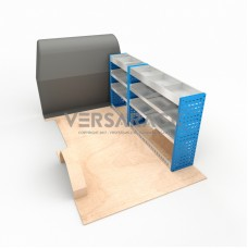 Adjustable Shelf (Offside) T5 & T6 SWB Racking System