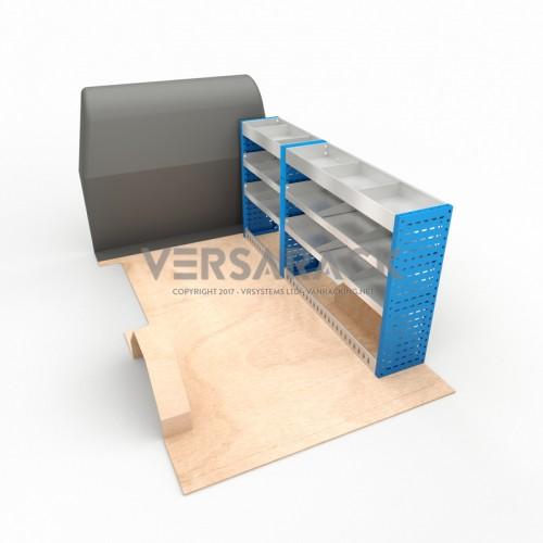 Adjustable Shelf (Offside) T5 & T6 SWB Racking System