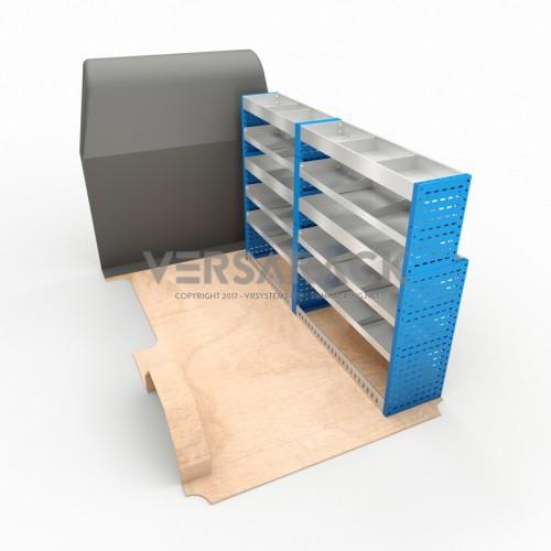 Adjustable Shelf (Offisde) Transit Custom LWB HR Racking System
