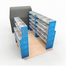 Adjustable Shelf (Full Kit) Movano SWB Racking System