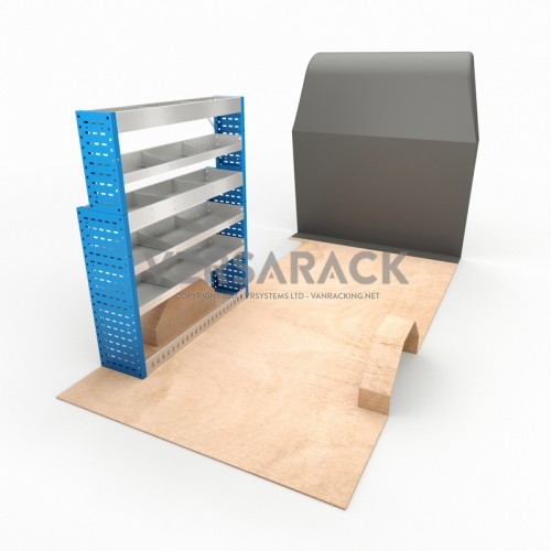 Adjustable Shelf (Nearside) NV400 MWB Racking System