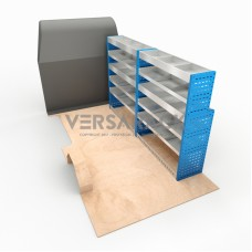 Adjustable Shelf (Offside) Movano MWB Racking System