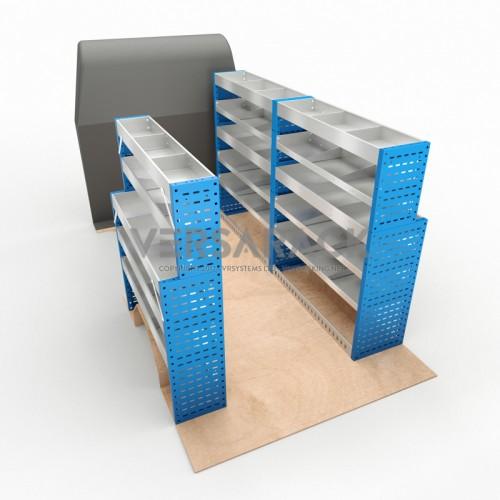 Adjustable Shelf (Full Kit) Boxer MWB Racking System