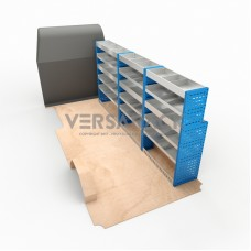 Adjustable Shelf (Offside) NV400 LWB Racking System