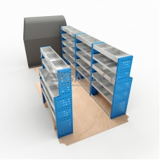 Adjustable Shelf (Full Kit) NV400 LWB Racking System
