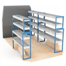 Adjustable Shelf (Full Kit) Sprinter MWB Racking System
