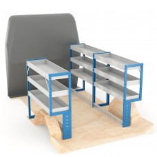 Adjustable Shelf (Full Kit) Primastar LWB Racking System