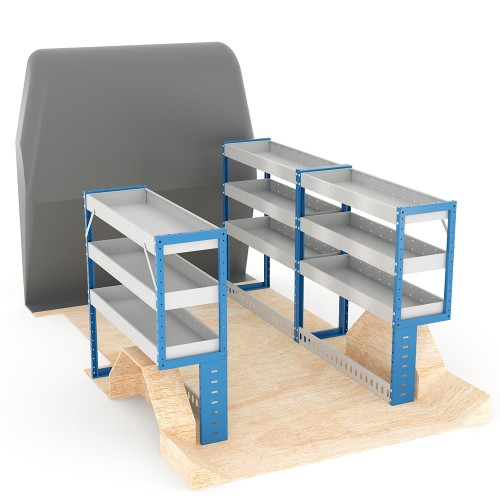 Adjustable Shelf (Full Kit) Dispatch MWB Racking System