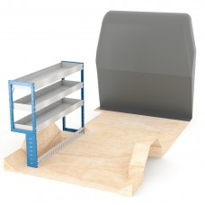 Adjustable Shelf (Nearside) Dispatch XLWB Racking System