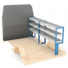 Adjustable Shelf (Offside) Dispatch XLWB Racking System