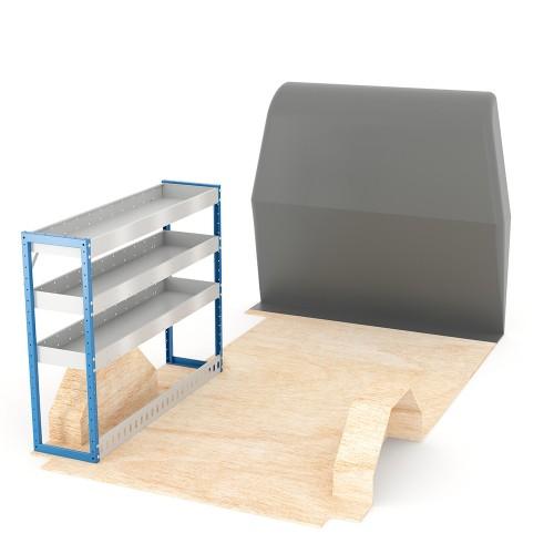 Adjustable Shelf (Nearside) Vito XLWB Racking System