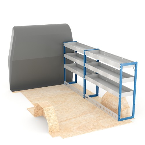 Adjustable Shelf (Offside) Vito XLWB Racking System
