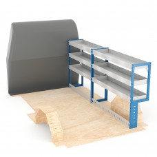Adjustable Shelf (Offside) Relay SWB Racking System