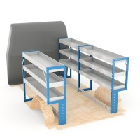 Adjustable Shelf (Full Kit) Relay SWB Racking System