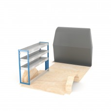 Adjustable Shelf (Nearside) T5 & T6 SWB Racking System