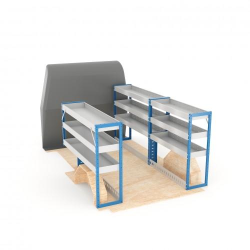Adjustable Shelf (Full Kit) T5 & T6 LWB Racking System