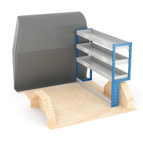 Adjustable Shelf (Offside) Caddy SWB Racking System