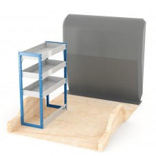 Adjustable Shelf (Nearside) Berlingo Racking System