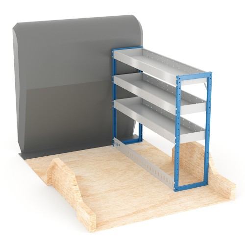 Adjustable Shelf (Offside) Connect SWB Racking System