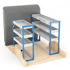Adjustable Shelf (Full Kit) Berlingo Racking System