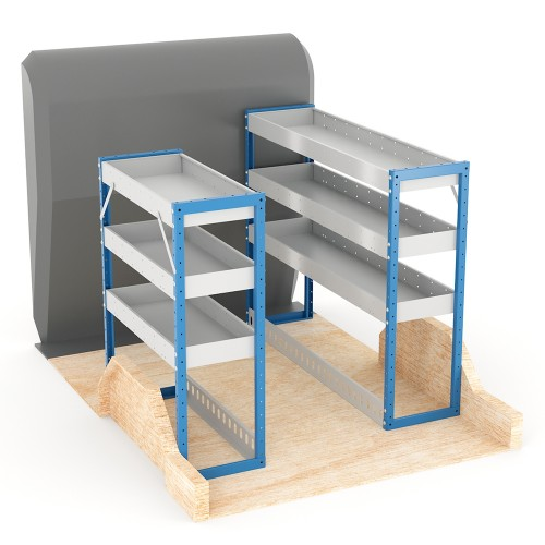 Adjustable Shelf (Full Kit) NV200 Racking System
