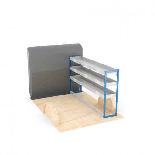 Adjustable Shelf (Offside) Connect LWB Racking System