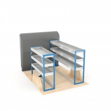 Adjustable Shelf (Full Kit) Connect LWB Racking System