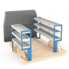 Adjustable Shelf (Full Kit) Caddy LWB Racking System