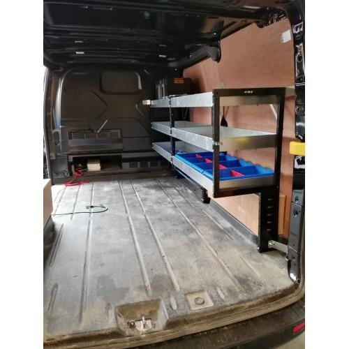 Van Racking for 8 x 4