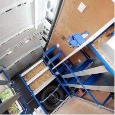 Fiber Optic Splicing Van