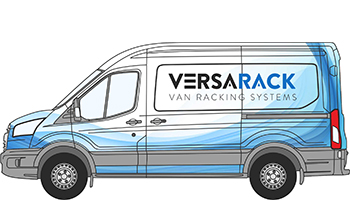 Ford Transit Van Racking Shelving