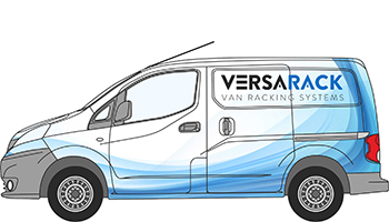 Nissan NV200 Van Racking