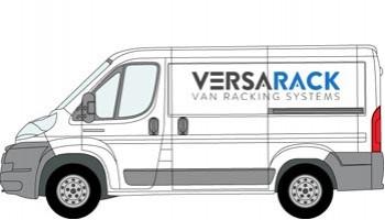 Citroen Relay Van Racking
