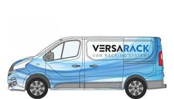 Vauxhall Vivaro Van Racking