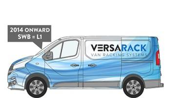 Vauxhall Vivaro 2014 - 2019 SWB