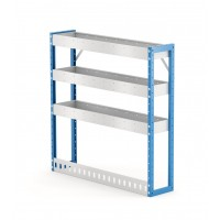 Van Shelving Unit 1000h x 1000w x 235d 3 Shelf