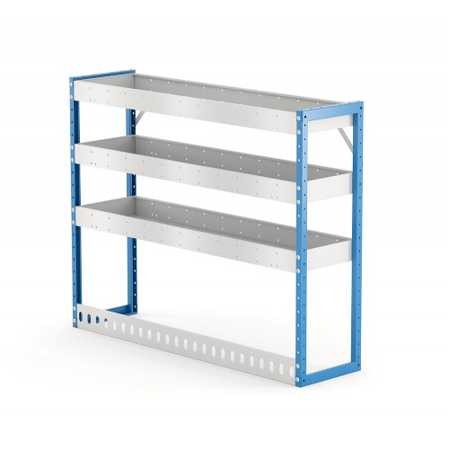 Van Shelving Unit 1000h x 1250w x 335d 3 Shelf