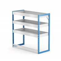 Van Shelving Unit 1000h x 1000w x 435d 3 Shelf
